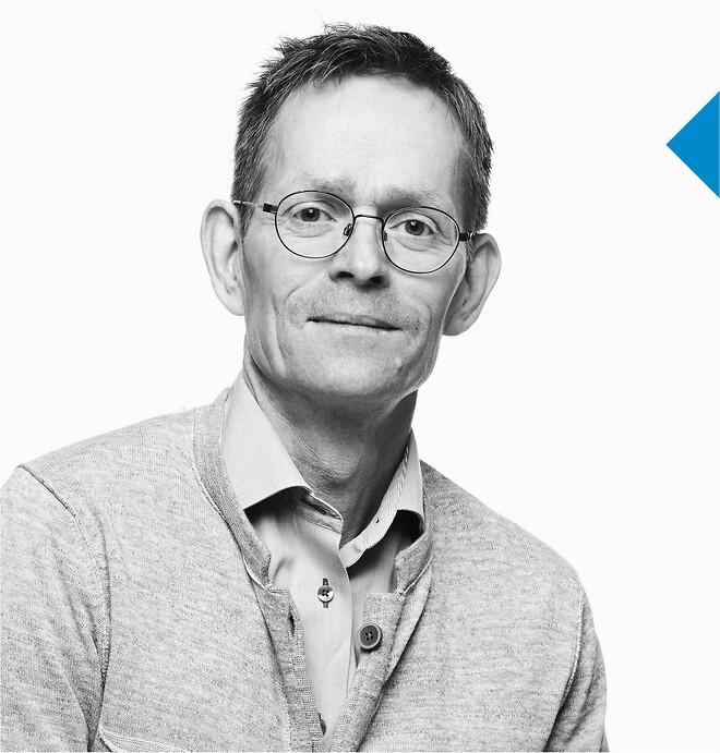 Stefan Eltermann, Försäljningschef på Aero Materiel AB