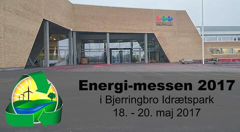 Energi-messen 2017 afholdes i Bjerringbro Idrætspark