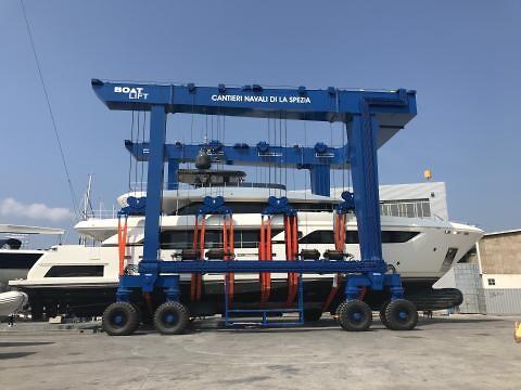 Boatlift BL220 til Moen Steigen AS fra EMItech AS - BL220