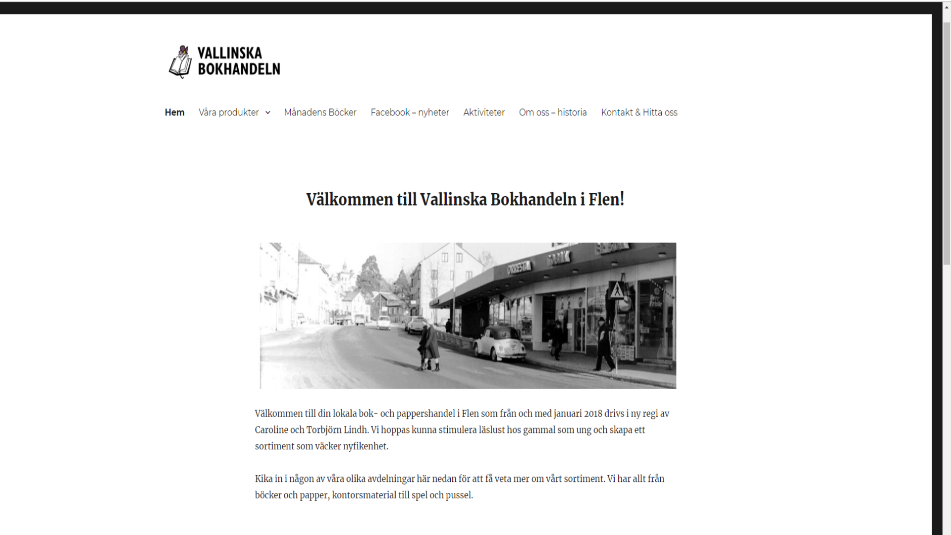 Anrik bokhandel stänger efter 131 år Dagens Handel