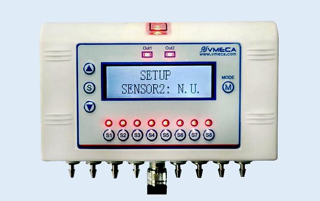 Smart Sensor Unit fra Vmeca