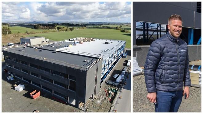 Nordic Steel flytter til Bryne