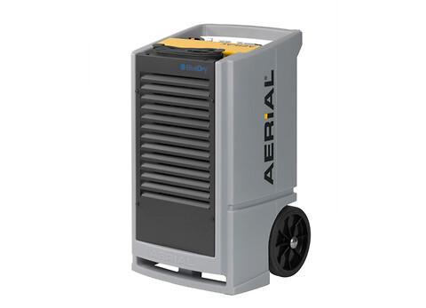 Kondenstørrer AD 750: Pålidelig affugter til bygge- og skadeservice - Pålidelig kondensaffugter til bygge- og skadeservice