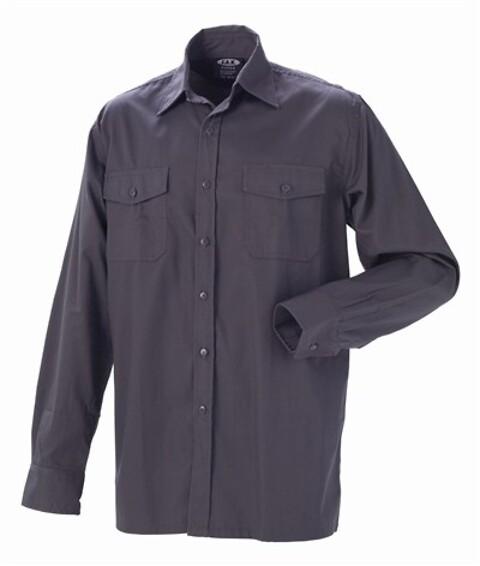 Arbejdsskjorte, 5121 - grå