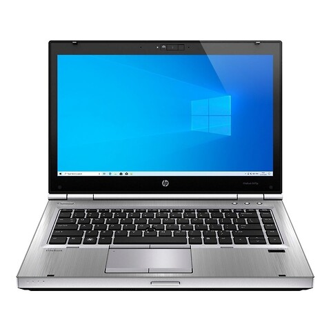 "14"" HP Elitebook 8460p - Intel i7 2620M 2.7GHz 120GB SSD 8GB Win10 Pro - Grade A - bærbar computer"