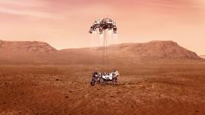 Ewellix har utvecklat och tillverkat en rullskruv som nyligen landade på Mars som en del av Nasa:s Mars 2020 Perseverance Rover Mission
