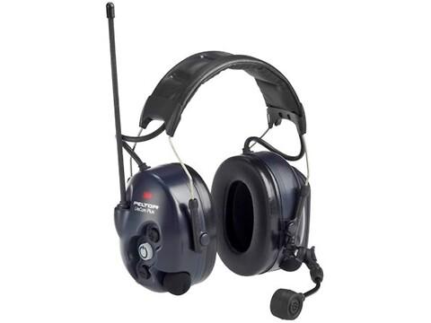 Høreværn peltor litecome plus 2-VEJS - 3M