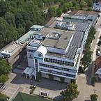 Hansgrohe hovedkvarter i Tyskland
