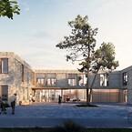 JFP\nHolte Friplejehjem\nSkovly Vænge\nRUBOW arkitekter