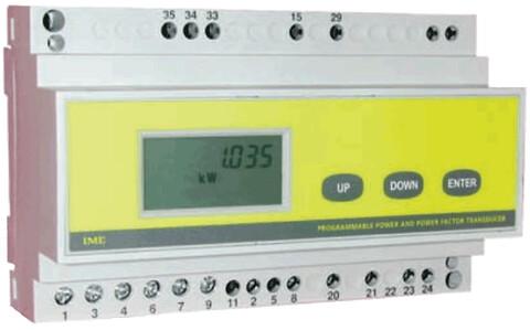 8 modul programmerbar transducer!