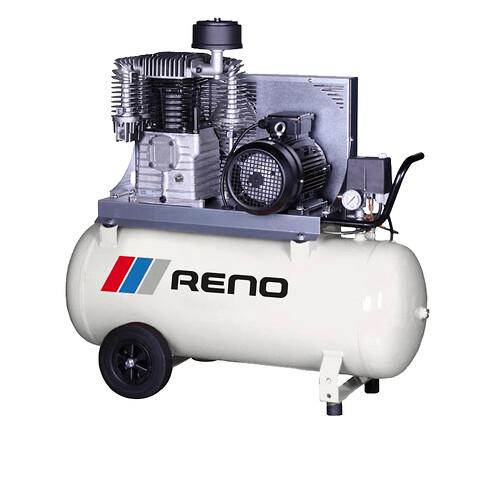 Reno Kompressor 3 hk - 90 L tank 2018