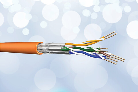 Cat. 7 datakabler til 10+ Gbit/s - Prysmian Cat.7. datakabel til 10+ Gbit/s