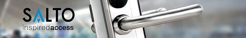 SALTO adgangskontrol trådløs eller kablet
