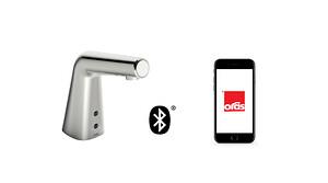 Med Oras App'en kan man uden brug af værktøj indstille alle væsentlige funktioner i et eller flere Bluetooth-armaturer. Alle funktioner kan testet på Oras' stand C-3127 på den professionelle messe VVS'19 i Odense den 8-10. maj i Odense.