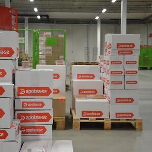 Snart kan Apotea se frem til en automatiseret plukkeløsning fra SSI SCHÄFER. Det nye system kan håndtere op til 1400 ordrer i timen.