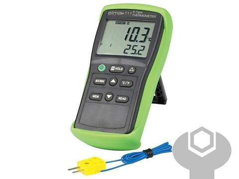Termometer digitalt -50/1350 gr 711 elma