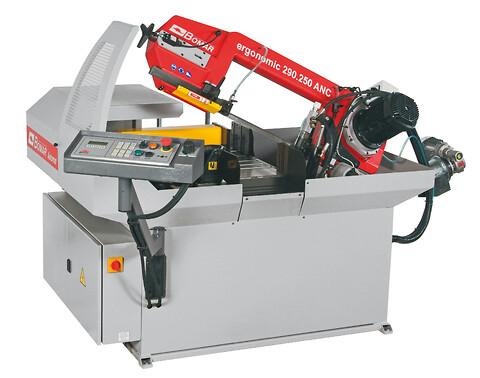 Brugt Bomar automatsav Ergonomic 290.250 sælges