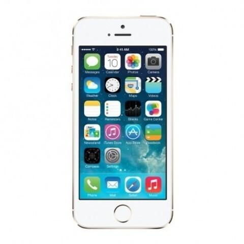 Apple iphone 5S 64GB (guld) - grade c - mobiltelefon
