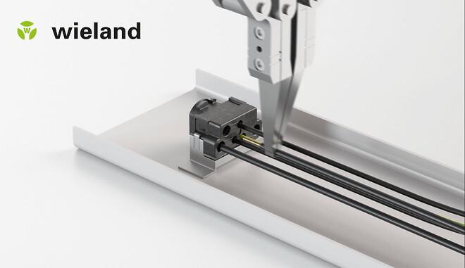 Wieland Electrics RST Mini Mola-stik er en sikker vinder pga. push-in-teknologien