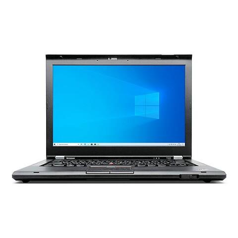 "14"" lenovo thinkpad T430 - intel i5 3320M 2,60GHz 240SSD 8GB Win10 pro - grade a - bærbar computer"