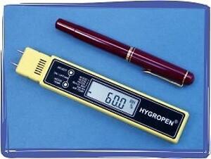 Professionel fugtighedsmåler Hygropen - Wood Supply DK
