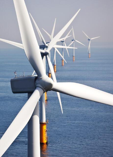 Nordhavn leverer komplette generatoranlæg til hovedstrøm og nødstrøm i havvindmøller.