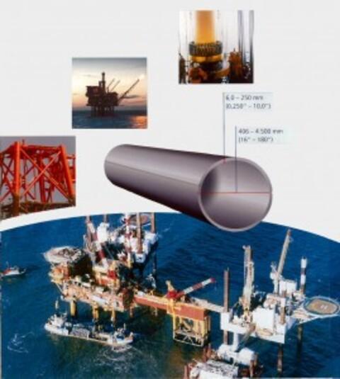 Offshore rør fra Boltspecialisten ApS