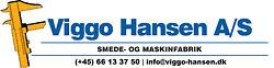 Viggo Hansen A/S, Smede- og Maskinfabrik