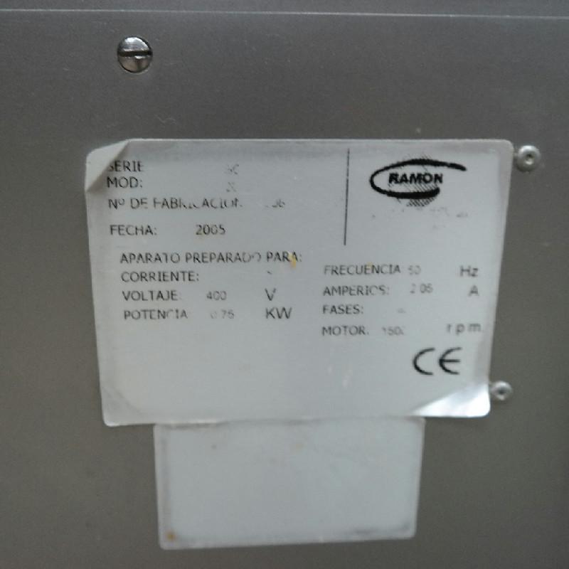 Ramon pølsestopper 20 liter. - Food Supply DK