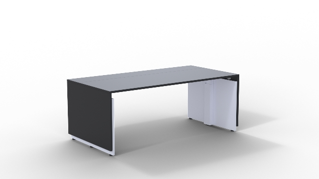 design skrivebord FP Desk   højdejusterbard design skrivebord   Metal Supply NO design skrivebord