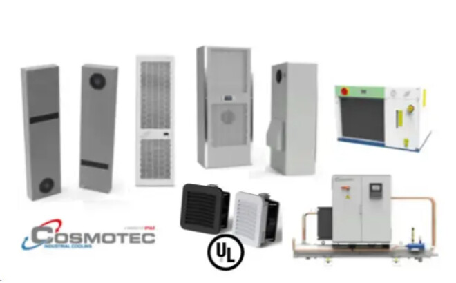 Cosmotec - ny leverandør af ventilation, airconditions osv.