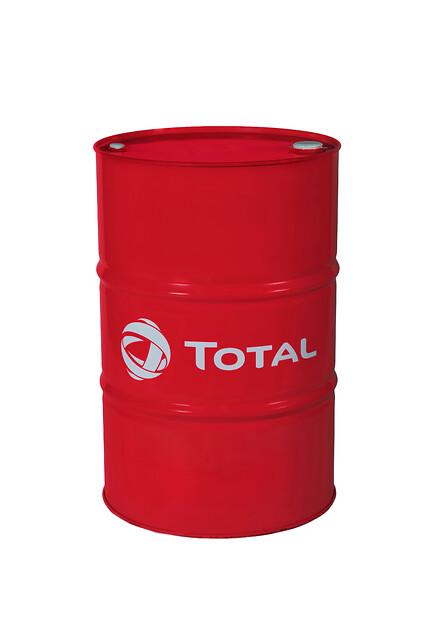 Fuldsyntetisk low-SAPS  TOTAL motorolie til de nyeste typer dieselmotorer - Smøremidler, motorolie, rubia, total, danmark, lastbiler,