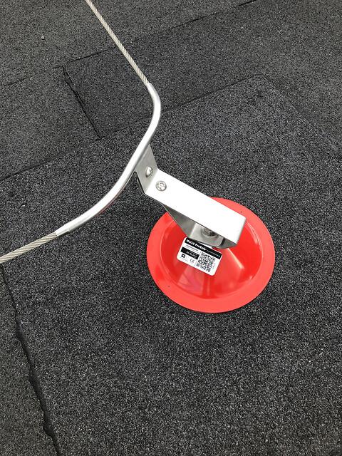Mul10 ProSafe wiresystem for faldsikring