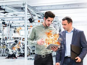 KUKAs programvare løfter robotene inn i fremtiden