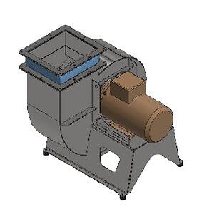 Introduktion af ny ventilatordesignlinje: Standard Line