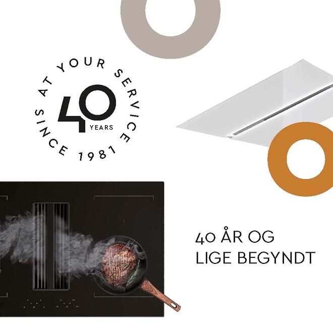 EICO 40 års jubilæum