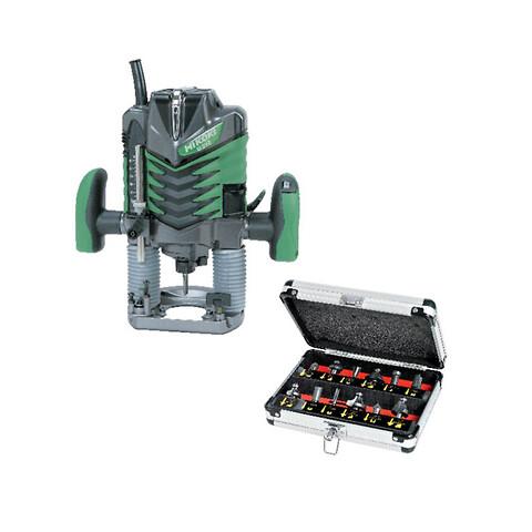Overfræserpakke 1.150W M8V2 med fræsejernsæt