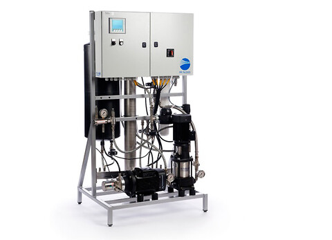 MLPRO pumpsystem - Få driftssikker og korrekt styring af luftfugtigheden med MLP pumpesystem.