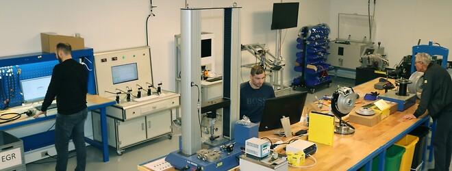 Triscan inhouse testcenter