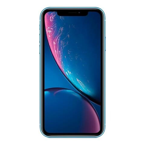 Apple iPhone XR 128GB (Blå) - Grade B - mobiltelefon
