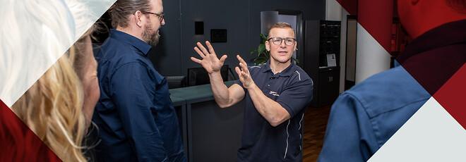 tryghedskurser holder fysiske og online kurser
