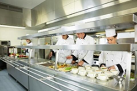 Ventilation til industrikøkkener