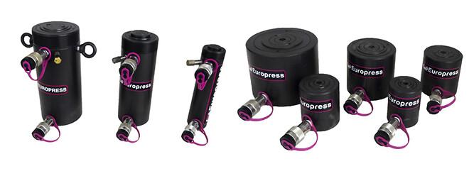 EURO PRESS hydraulisk cylindre