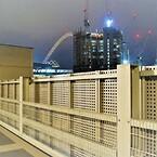 Wembley Pink parkeringshus er en del af et omfattende regenereringsprojekt