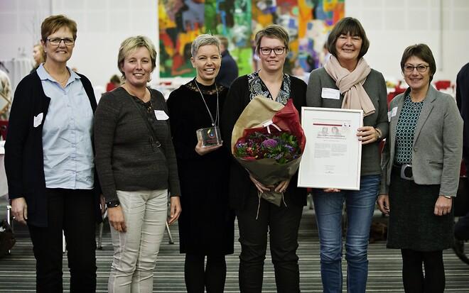 Ringkøbing-Skjern vinder pris for Smarte Arbejdsmetoder - Magasinet Pleje