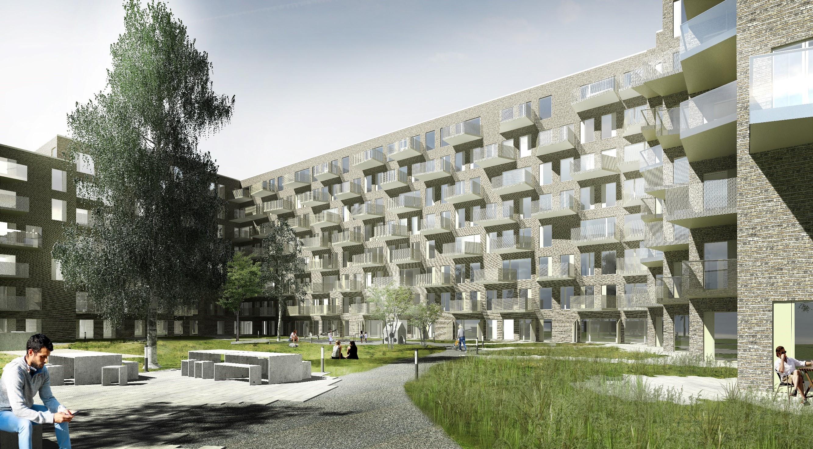 NCC skal bygge DGNB-boliger i København - Building Supply DK