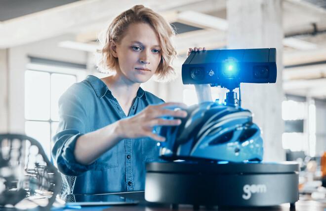zeiss, industriel måleteknik, GOM, scan, 3D
