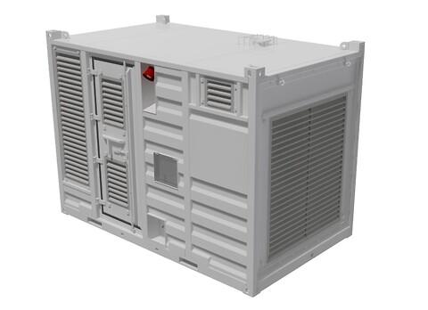 Flexsibel Engineering av Container hos Trans Construction