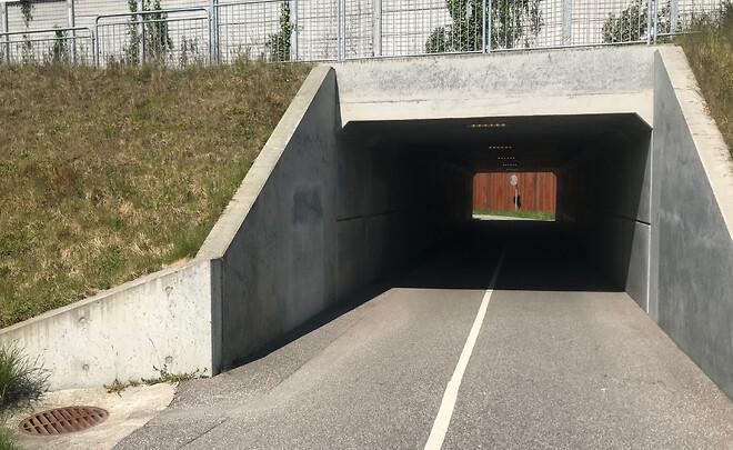 Hernings tunneller er blevet beskyttet imod graffiti