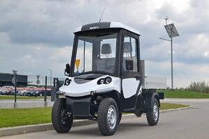 I takt med att behovet av paketleveranser ökar både globalt och i Sverige och Finland, sker samtidigt utveckling av transportbilar som byggs om till eldrivna fordon.  Aero Materiel